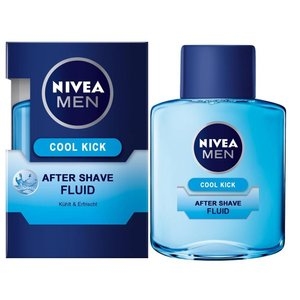 Nivea Men Fresh & Cool After Shave Fluid Mint Extracts 100ml