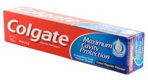 Colgate Toothpaste Max Cavity Protection 175ml