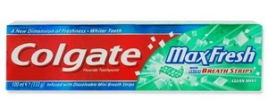 Colgate Toothpaste Max Fresh Clean Mint 100ml