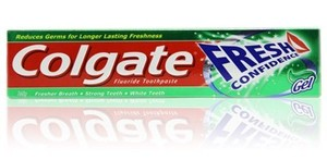 Colgate Toothpaste Fresh Confidence Green 125ml