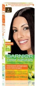 Garnier Color Naturals 4 Brown Haircolor 1set