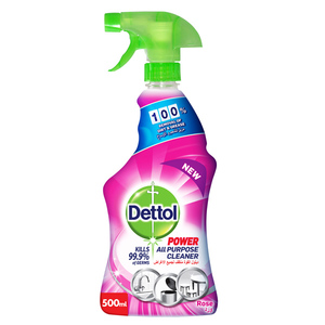 Dettol Healthy Home Rose All Purpose Cleaner Trigger Spray 500ml