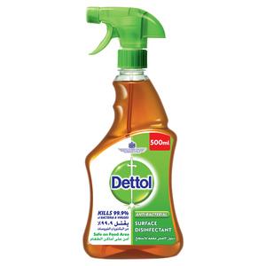 Dettol Original Anti-Bacterial Surface Disinfectant Liquid Trigger 500ml