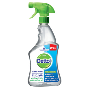 Dettol Antibacterial Surface Cleanser Trigger 500ml