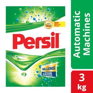 Persil Low Foam Powder Detergent 3kg