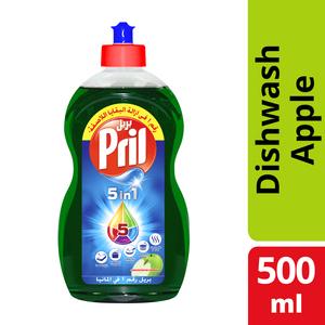 Pril Multi Power Dishwashing Liquid Apple 500ml