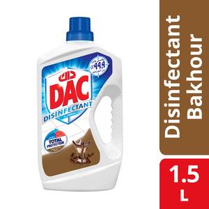 Dac Disinfectant Bakhour 1.5L