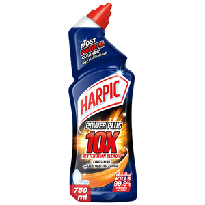 Harpic Toilet Cleaner Liquid Power Plus Original 750ml