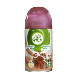 Air Wick Air Freshener Freshmatic Refill Rose 250ml