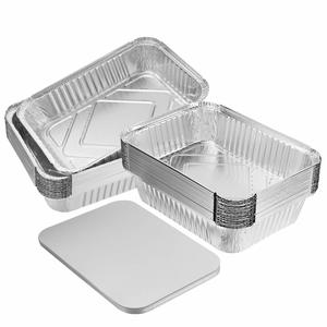 Mapco Aluminium Container With Lid Small 1pkt
