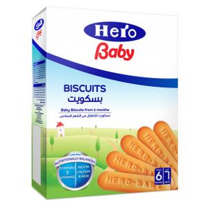 Hero Baby Biscuits 180g