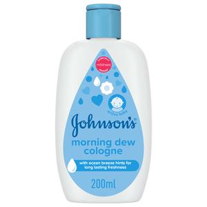 Johnson's Baby Cologne Morning Dew 200ml
