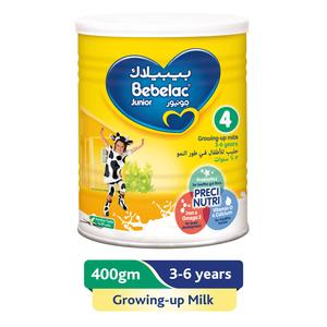 Bebelac Junior 4 Growing Up Milk 400g