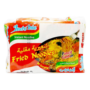 Indomie Instant Fried Noodles 5x80g
