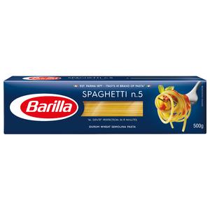 Barilla Spaghetti Pasta 500g