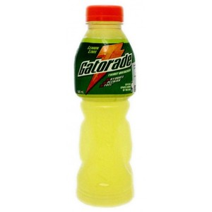 Gatorade Sports Drink Lemon Lime 500ml