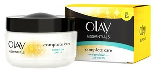 Olay Complete Care Sensitive Day Cream With Spf15 50ml