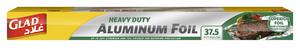 Glad Aluminum Foil 37.5Sqft 12pc