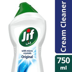 Jif Cream Cleaner Original 750ml