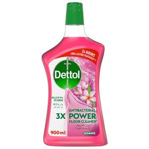 Dettol Jasmine Antibacterial Power Floor Cleaner 900ml
