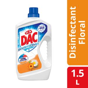 Dac Disinfectant Floral 1.5L