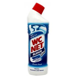 Wc Net Bleach Candeggina Gel Ocean Fresh 750ml