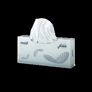 Masafi Car Tissue Sterilized 2Ply 70s