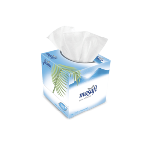 Masafi White Boutique Tissue Sterilized 2Ply 100s