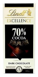 Lindt Excellence Dark 70% 100g