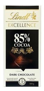 Lindt Excellence Dark 85% 100g