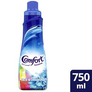 Comfort Concentrated Fabric Softener Iris & Jasmine 750ml