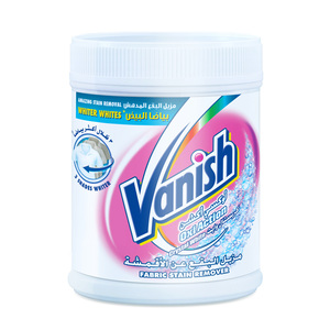 Vanish Stain Remover Oxi Action Crystal White 900g
