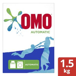 Omo Active Automatic Laundry Detergent Powder 1.5kg