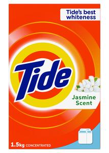 Tide Laundry Powder Detergent Jasmine Scent 1.5kg
