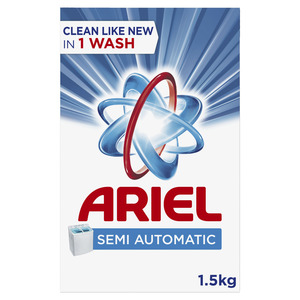 Ariel Powder Original Scent 1.5kg