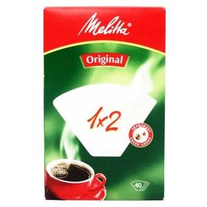 Melitta Coffee Filter 1x2 40pcs