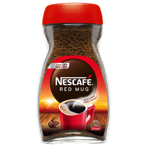 Nescafe Red Mug Instant Coffee Jar 100g