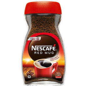 Nescafe Red Mug Instant Coffee Jar 200g