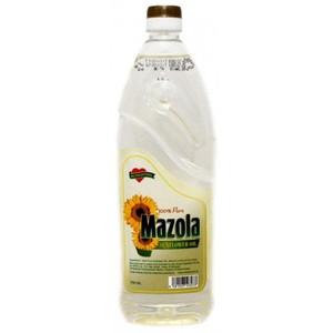 Mazola Sunflower Oil 750ml