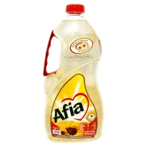 Afia Sunflower Oil 1.8ltr