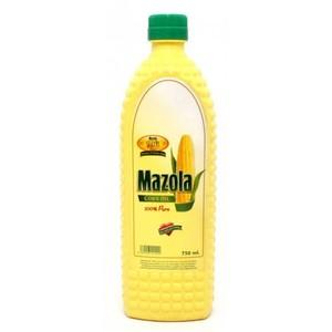 Mazola Corn Oil 750ml