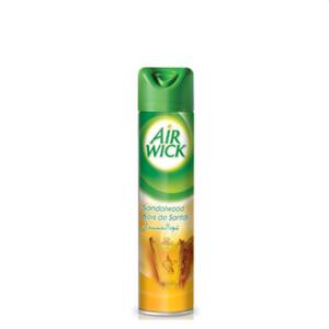 Air Wick Air Freshener Aerosol Sandalwood 300ml