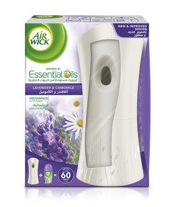 Air Wick Air Freshener Freshmatic Complete Lavender 250ml