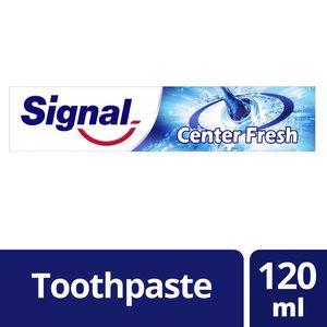 Signal Toothpaste Freshness Centre Fresh Aquamint 120ml