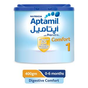 Aptamil Comfort 1 Infant Formula Milk 400g