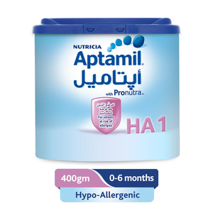 Aptamil Hypo-Allergenic Infant Milk 400g
