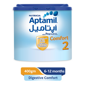Aptamil Comfort 2 Follow On Formula Milk 400g