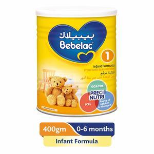 Bebelac 1 First Infant Milk 400g