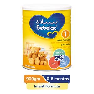 Bebelac 1 First Infant Milk 900g