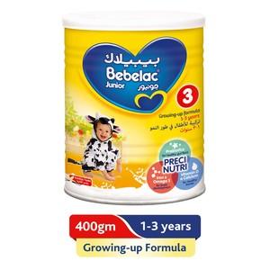 Bebelac Junior 3 Growing Up Milk 400g